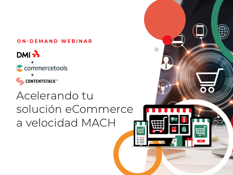 On-Demand Webinar with DMI, CommerceTools & ContentStack