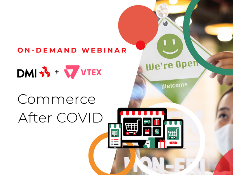 DMI Webinar - Commerce After Covid